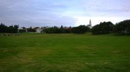 Le parc à côté de chez moi