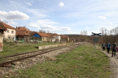 Deep dans la campagne serbe