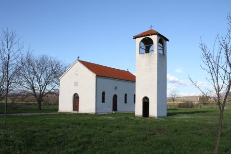 Les toutes petites églises sont mes préférées !