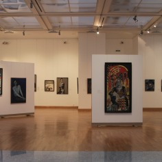 Exposition sur les portraits biélorusses
