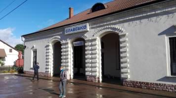 Direction Slavske, un village des Carpates