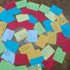 Brainstorming de projets personnels